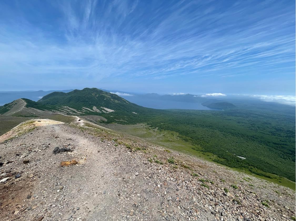 道央地方で一番ラクに登れる山へチャレンジ!【樽前山(たるまえさん)】